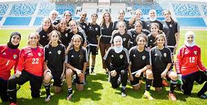 Queen expresses support for women's national U-17 team ...