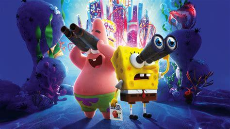 spongebob  sponge   run  hd movies