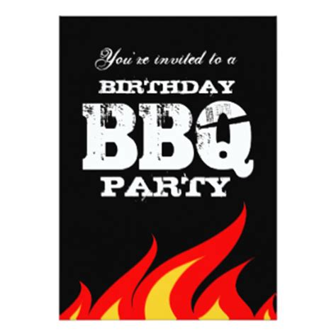 birthday bbq 30th birthday barbecue gifts t shirts art posters other gift ideas zazzle