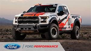 The Ford F-150 Raptor Returns To The Baja 1000