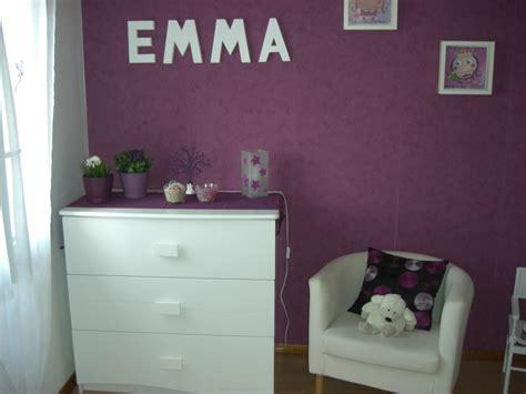 chambre bébé violet nouvelle déco chambre bébé gris et violet