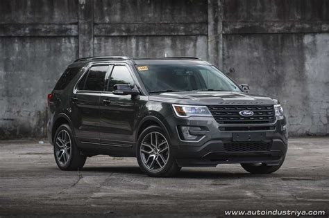 2018 Ford Explorer Sport EcoBoost V6   Car Reviews