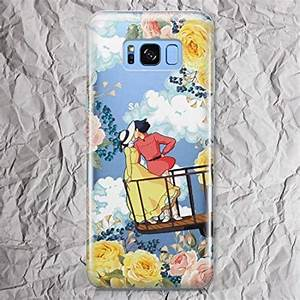 Amazon Com  Anime Howls Moving Castle Merchandise Phone