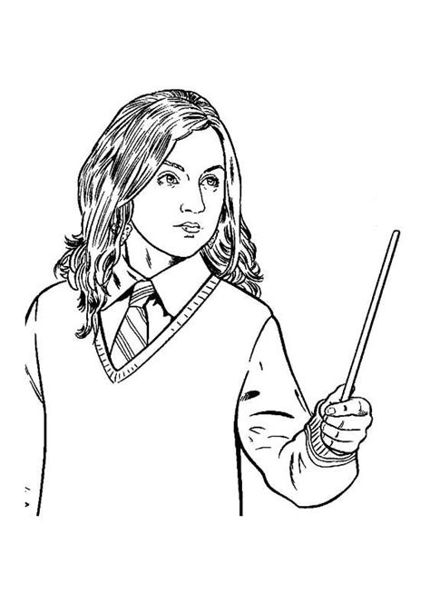 disegni da colorare di harry potter disegni da colorare di harry potter