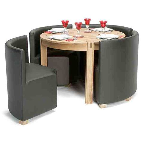 space saving table and chairs space saver kitchen table and chairs decor ideasdecor ideas