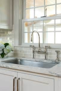 Kitchen Subway Tile Backsplashes Gray Subway Tile Backsplash Transitional Kitchen Benjamin Revere Pewter Pinney Designs
