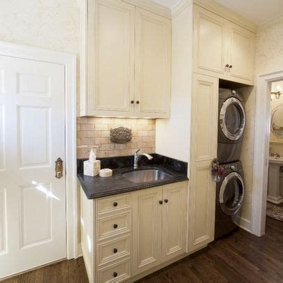 stackable washer dryer design ideas pictures remodel