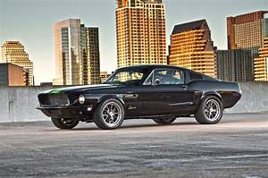 This Electric 1968 Ford Mustang Kicks Out a Shocking 800 HP! - Hot Rod Network