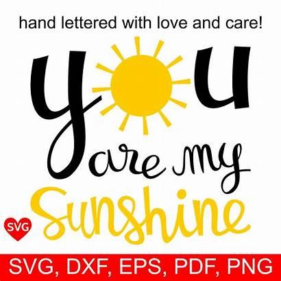 Sunshine Clipart Svg Printable Wall Decor Cricut
