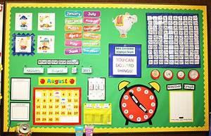 The Teacher Calendar Wall