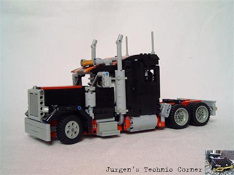 remote control lego american truck long nose gadgetsin