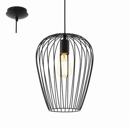 Newtown D27 Lamp Sospensione Lampe Steel Suspendue