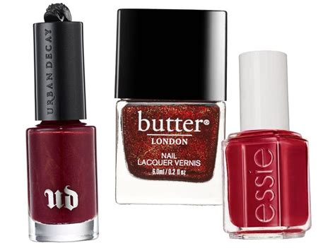 10 Hot Hues For Your Nails