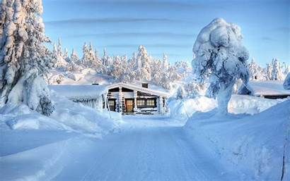 Snow Falling Animated Wallpapers