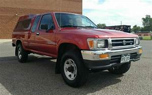 1994 Toyota Truck Extended Cab 4x4 5 Spd Manual Ac Awesome