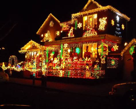 crazy about christmas decorations gloucester advocate