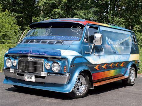 Custom Vans Chevy Van Truckin Magazinehtml  Autos Weblog