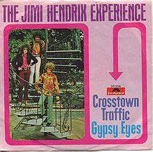 Crosstown Traffic Song Wikipedia