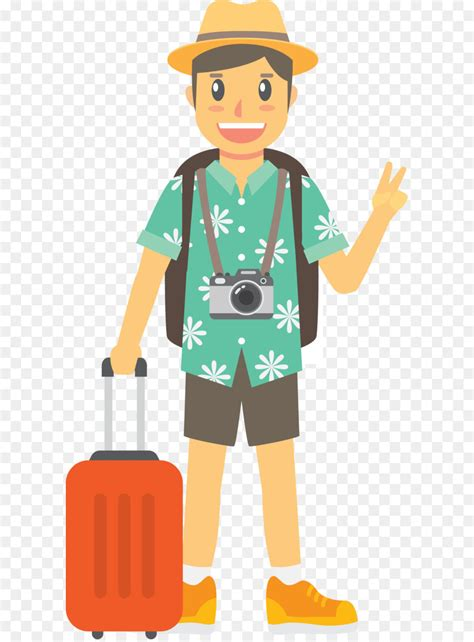 euclidean vector travel tourism  icon tourists