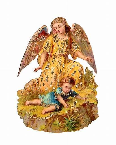 Guardian Angel Clipart Clip Transparent Angels Cherub