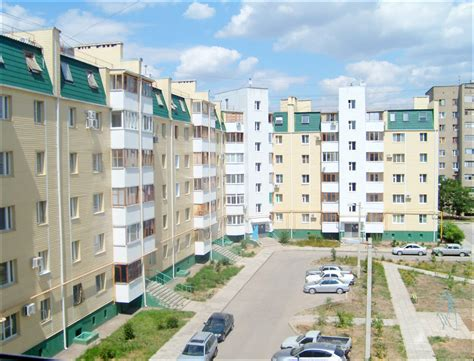City Appartments by Volzhsky City Russia Guide