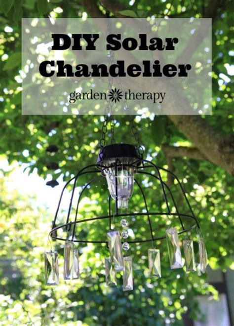 super creative diy chandeliers
