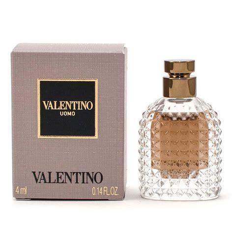 valentino valentino uomo eau de toilette 4ml mini petit perfume