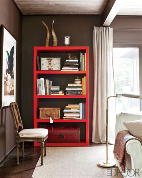 Builtin Bookshelves, Or Freestanding Bookcases? Bossy