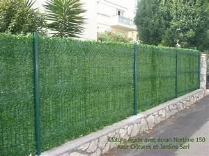 Cloture Et Jardin : cloture jardin grille pinterest cloture jardin ~ Nature-et-papiers.com Idées de Décoration