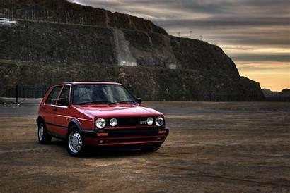 Mk2 Golf Gti Vw Volkswagen Wallpapers Pantalla