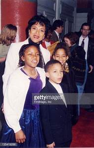 Phylicia Rashad during 1995 File Photos. (With condola ...