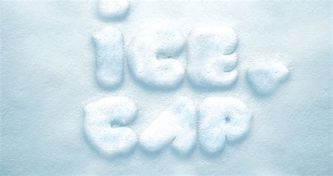 psd snow text effect photoshop text effects pixeden