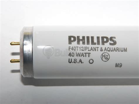 philips 40 watt 48 inch t12 plant grow fluorescent bulb