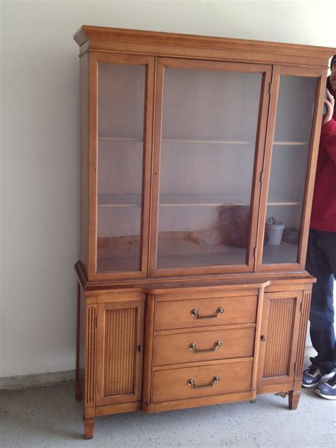 pictures of china cabinets our pinteresting family china cabinet project with lace