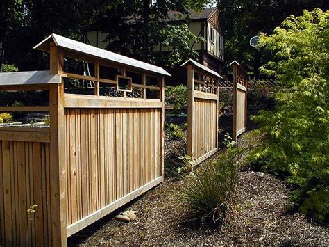 japanese fences fence in the japanese style asian inspired gardens pinterest