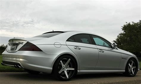 cls amg  perf pkg concaves extended vehicle