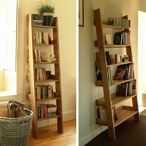 Outstanding, Storage, Ideas, With, A, Ladder, Shelving, Unit, U2013, Homesfeed