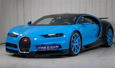 He alludes that the discount is mostly a result of this car being a year old. 2018 Bugatti Chiron in Dubai, United Arab Emirates for sale (10730394)