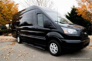 Brand New, One of a Kind 2015 Ford Transit 350 Custom ...