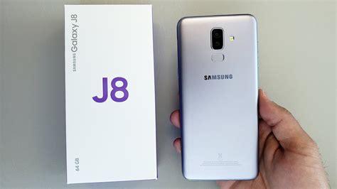 unboxing samsung galaxy j8 64gb