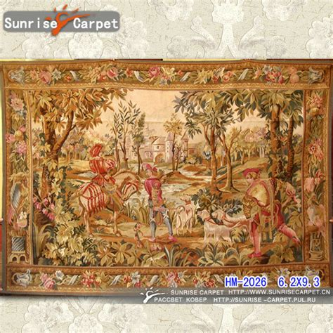 Handmade Antique Aubusson Wall Hanging Tapestry Rugs Buy