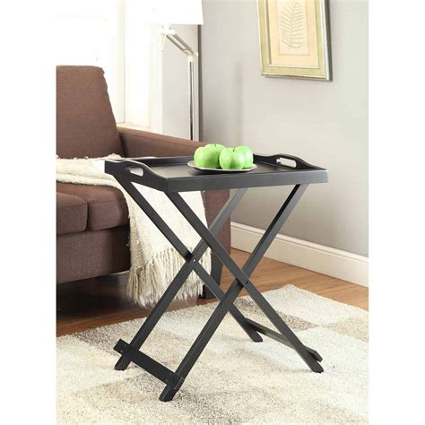 walmart alden desk alden desk bed tray with drawer walnut walmart