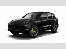 """Porsche Cayenne S EHybrid """"Platinum Edition"""" DEMO"""