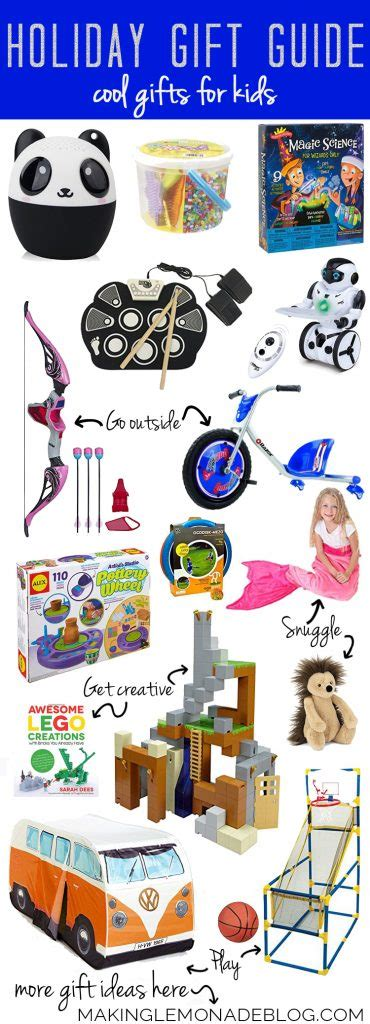 ideas for christmas gifts for 6 to 8 year olds gift guide cool gifts for lemonade