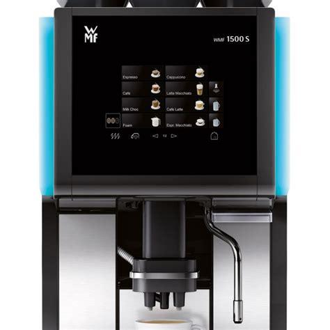 Wmf 1500 S Preis Wmf 1500 S Kaffeevollautomat Zvn Kaffee Produkte