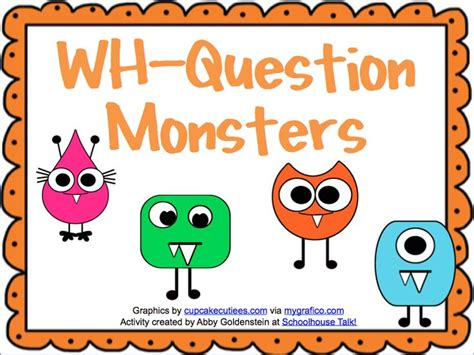 1000 ideas about wh questions on pinterest english