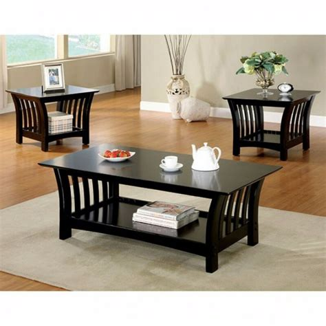 Some styles do it better than others and a wood coffee table doesn't need to have an intricate or unusual design in order to be a beautiful centerpiece. Winston Porter Procter Wooden 3 Piece Coffee Table Set | Wayfair