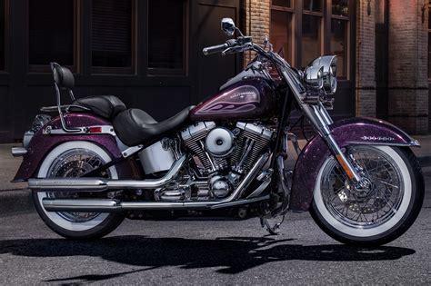 2017 Harleydavidson Softail® Deluxe Motorcycles Black