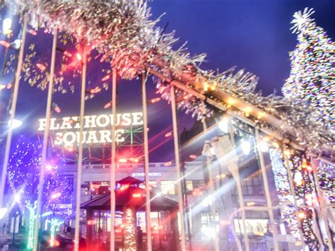 11 best light displays in cleveland 2016