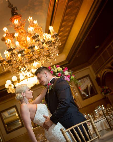 grand ballroom   claridge hotel atlantic city weddings